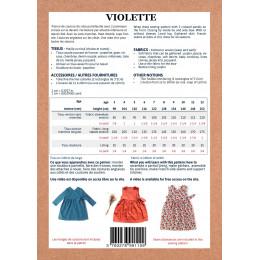 Violette 3-12 ans